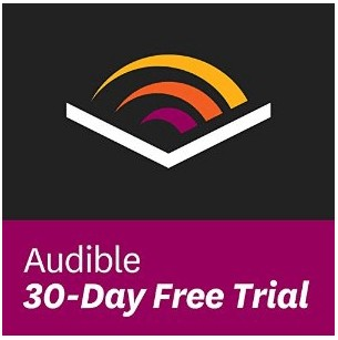 audible 2 free books